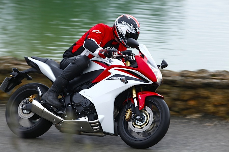 2011 Cbr600f Return Of The Hurricane Honda Cbr250r