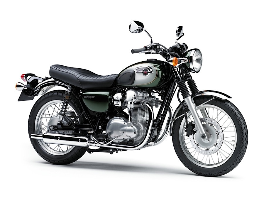 Kevin Ash reviews the new Kawasaki W800