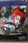 Jeremy McWilliams signed poster