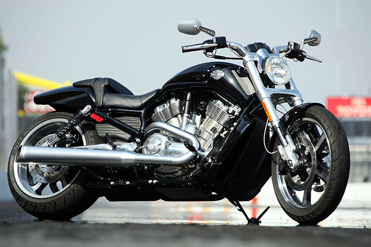 harley davidson v rod muscle ash on bikes. Black Bedroom Furniture Sets. Home Design Ideas