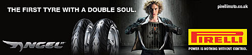 Pirelli Angel banner